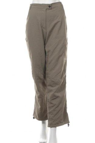 Дамски панталон Victory, Размер L, Цвят Зелен, Полиамид, Цена 5,36лв.