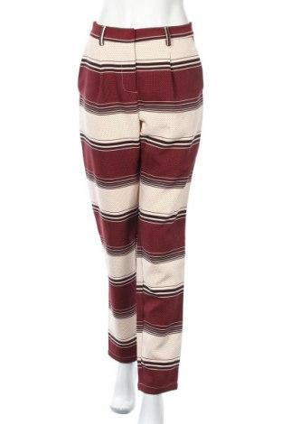 Дамски панталон Vila, Размер L, Цвят Многоцветен, Полиестер, Цена 14,34лв.