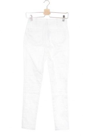 Дамски панталон Vivance, Размер S, Цвят Бял, 97% памук, 3% еластан, Цена 11,46лв.
