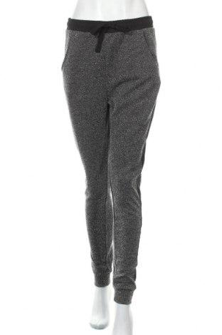 Дамски панталон Vrs Woman, Размер M, Цвят Сив, 85% полиестер, 15% вискоза, Цена 17,64лв.