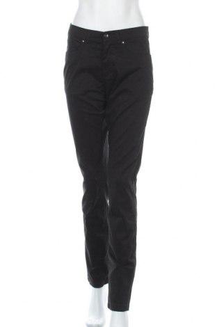Дамски панталон Vrs Woman, Размер M, Цвят Черен, 98% памук, 2% еластан, Цена 27,09лв.