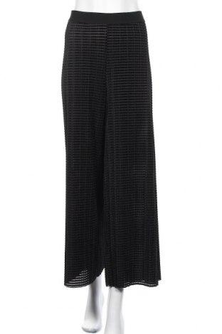 Γυναικείο παντελόνι Weekday, Μέγεθος M, Χρώμα Μαύρο, 86% πολυεστέρας, 14% ελαστάνη, Τιμή 24,74€