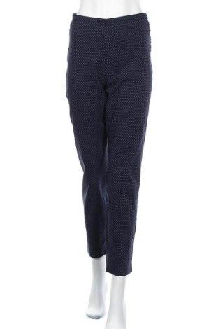 Дамски панталон Women by Tchibo, Размер XL, Цвят Син, 77% вискоза, 20% полиамид, 3% еластан, Цена 29,40лв.