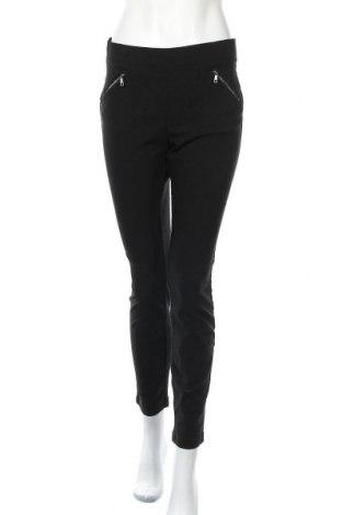 Дамски панталон Women by Tchibo, Размер L, Цвят Черен, 70% вискоза, 26% полиамид, 4% еластан, Цена 20,95лв.