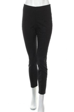 Дамски панталон Women by Tchibo, Размер M, Цвят Черен, 77% вискоза, 20% полиамид, 3% еластан, Цена 29,40лв.