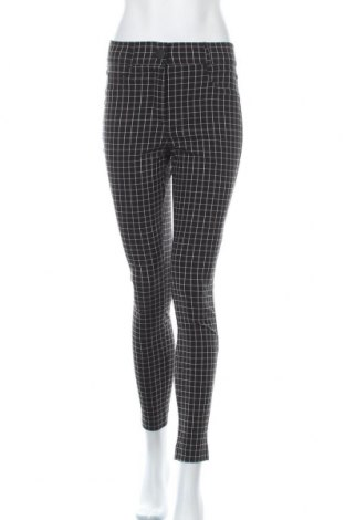 Дамски панталон Yessica, Размер S, Цвят Черен, 72% вискоза, 20% полиамид, 5% полиестер, 3% еластан, Цена 27,30лв.