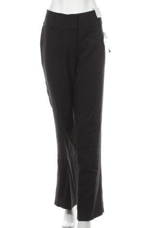 Дамски панталон Yessica, Размер L, Цвят Черен, Полиестер, Цена 9,98лв.