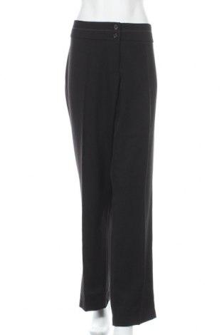 Дамски панталон Zizzi, Размер XL, Цвят Черен, 75% полиестер, 20% вискоза, 5% еластан, Цена 37,80лв.