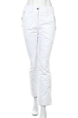 Дамски панталон за зимни спортове CMP, Размер S, Цвят Бял, Полиестер, Цена 55,60лв.