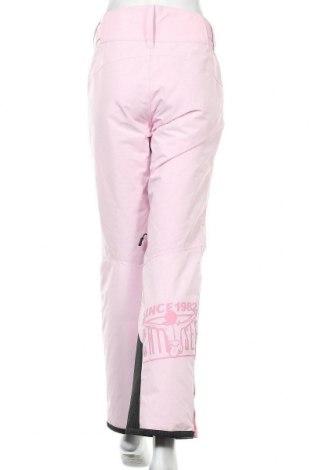 Дамски панталон за зимни спортове Chiemsee, Размер L, Цвят Розов, Полиестер, Цена 98,55лв.