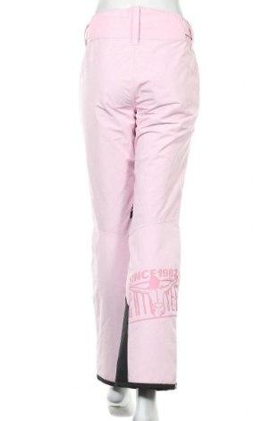 Дамски панталон за зимни спортове Chiemsee, Размер M, Цвят Розов, Полиестер, Цена 83,22лв.