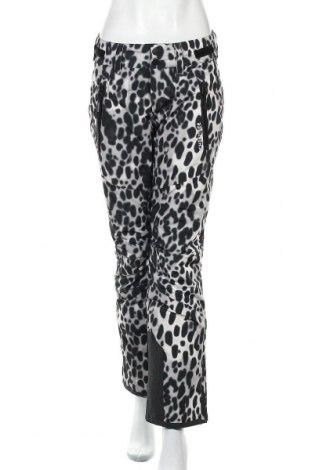 Дамски панталон за зимни спортове Chiemsee, Размер S, Цвят Черен, Полиестер, Цена 112,05лв.