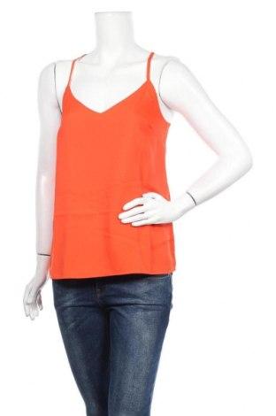 Dámské tilko  Even&Odd, Velikost M, Barva Oranžová, Polyester, Cena  305,00Kč