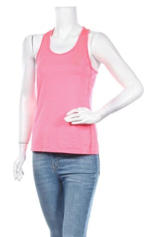 Дамски потник H&M Sport, Размер M, Цвят Розов, 91% полиестер, 9% еластан, Цена 15,75лв.