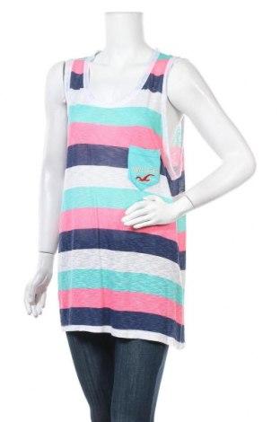 Γυναικείο αμάνικο μπλουζάκι Hollister, Μέγεθος XXL, Χρώμα Πολύχρωμο, Βαμβάκι, Τιμή 8,28€
