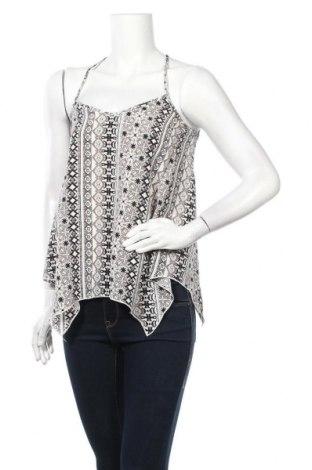 Γυναικείο αμάνικο μπλουζάκι Hollister, Μέγεθος XS, Χρώμα Γκρί, Τιμή 7,73€