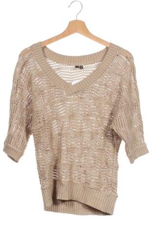Γυναικείο πουλόβερ, Μέγεθος XXS, Χρώμα  Μπέζ, Τιμή 16,89€