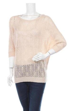 Γυναικείο πουλόβερ Amisu, Μέγεθος XS, Χρώμα  Μπέζ, Τιμή 14,81€