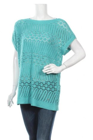 Γυναικείο πουλόβερ Charles Vogele, Μέγεθος XL, Χρώμα Μπλέ, Ακρυλικό, Τιμή 14,03€