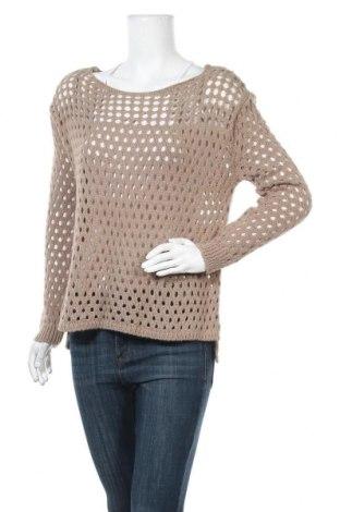Γυναικείο πουλόβερ Haily`s, Μέγεθος M, Χρώμα  Μπέζ, Τιμή 13,64€