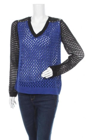 Γυναικείο πουλόβερ Laura Scott, Μέγεθος L, Χρώμα Μπλέ, Πολυακρυλικό, Τιμή 17,90€