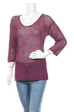 Γυναικείο πουλόβερ Laura Torelli, Μέγεθος M, Χρώμα Βιολετί, Τιμή 17,54€