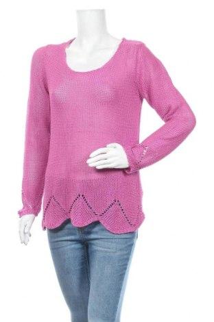 Γυναικείο πουλόβερ Paola, Μέγεθος L, Χρώμα Βιολετί, Πολυακρυλικό, Τιμή 17,28€