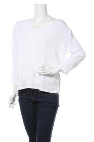 Γυναικείο πουλόβερ Street One, Μέγεθος L, Χρώμα Λευκό, 91% βισκόζη, 9% πολυεστέρας, Τιμή 12,96€