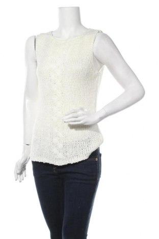 Γυναικείο πουλόβερ Victoria, Μέγεθος L, Χρώμα Λευκό, 70%ακρυλικό, 30% πολυαμίδη, Τιμή 16,89€