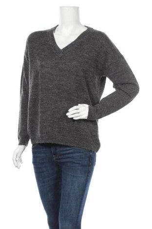 Дамски пуловер Vrs Woman, Размер M, Цвят Сив, 80% акрил, 20% полиамид, Цена 7,84лв.