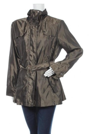 Dámský přechodný kabát , Velikost XL, Barva Zelená, Polyester, Cena  727,00Kč