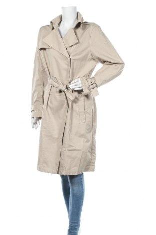 Dámský přechodný kabát  H&M L.O.G.G., Velikost L, Barva Béžová, Bavlna, Cena  621,00Kč