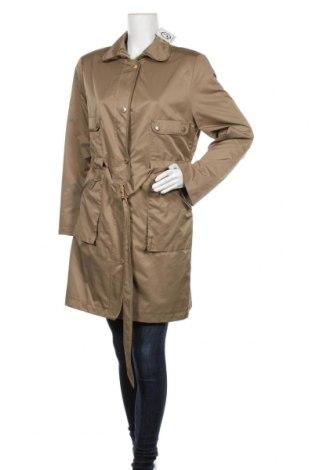 Дамски шлифер Jobis, Размер M, Цвят Бежов, 87% полиестер, 13% полиамид, Цена 51,45лв.