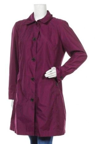 Dámský přechodný kabát  Land's End, Velikost M, Barva Fialová, Polyester, Cena  576,00Kč