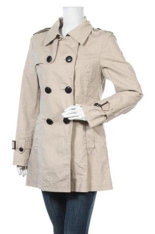 Γυναικεία καμπαρντίνα Street One, Μέγεθος L, Χρώμα  Μπέζ, 96% βαμβάκι, 4% ελαστάνη, Τιμή 27,28€