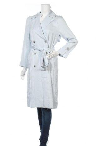 Dámský přechodný kabát  Ted Baker, Velikost M, Barva Modrá, Viskóza, Cena  3141,00Kč