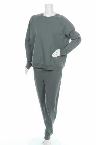 Dámský sportovní komplet  Anna Field, Velikost M, Barva Zelená, 95% bavlna, 5% elastan, Cena  609,00Kč