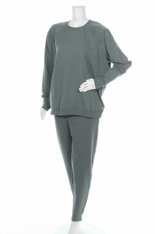 Dámský sportovní komplet  Anna Field, Velikost L, Barva Zelená, 95% bavlna, 5% elastan, Cena  641,00Kč