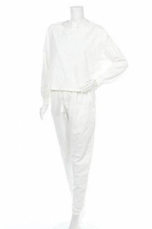 Dámský sportovní komplet  Anna Field, Velikost M, Barva Bílá, Bavlna, Cena  566,00Kč