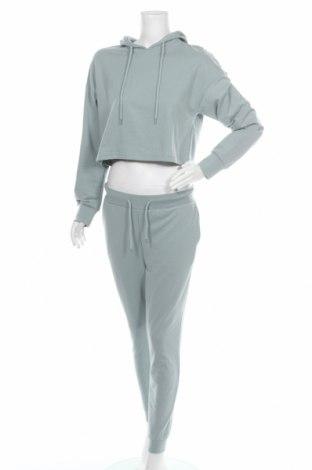 Dámský sportovní komplet  Even&Odd, Velikost S, Barva Zelená, 60% bavlna, 40% polyester, Cena  641,00Kč