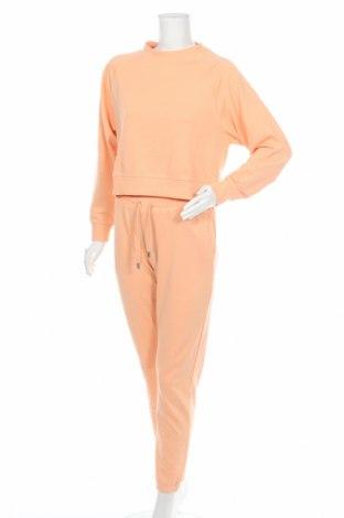Dámský sportovní komplet  ONLY, Velikost S, Barva Oranžová, 60% bavlna, 40% polyester, Cena  804,00Kč