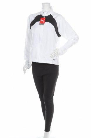 Dámský sportovní komplet  PUMA, Velikost L, Barva Černá, 85% polyester, 15% elastan, Cena  1946,00Kč