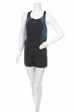Γυναικείο αθλητικό σετ Speedo, Μέγεθος XL, Χρώμα Μαύρο, Πολυεστέρας, Τιμή 22,40€