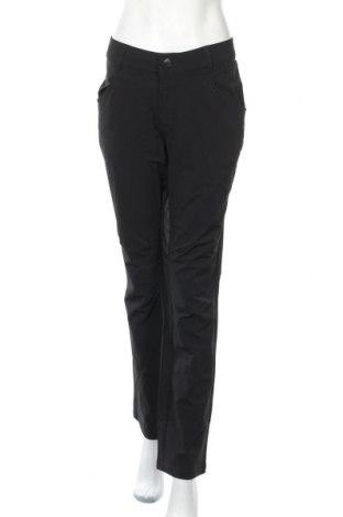 Дамски спортен панталон Active By Tchibo, Размер M, Цвят Черен, 90% полиамид, 10% еластан, Цена 17,64лв.
