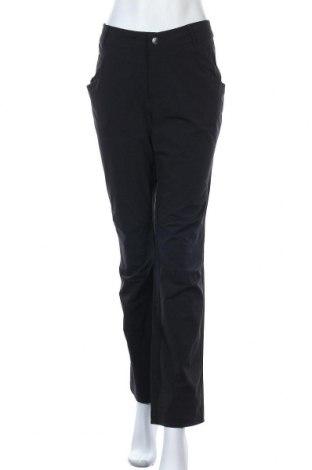 Дамски спортен панталон Active By Tchibo, Размер M, Цвят Черен, 90% полиамид, 10% еластан, Цена 10,29лв.