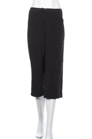 Дамски спортен панталон Athletic Works, Размер XL, Цвят Черен, 87% полиестер, 13% еластан, Цена 26,93лв.