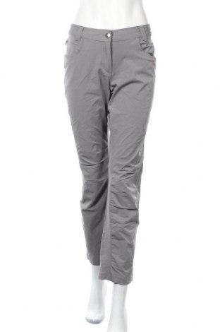 Дамски спортен панталон Crivit, Размер M, Цвят Сив, 86% полиамид, 14% еластан, Цена 20,95лв.