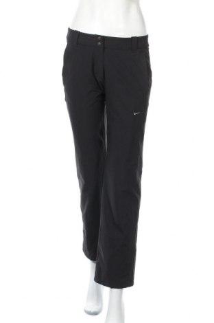 Дамски спортен панталон Nike Golf, Размер S, Цвят Черен, 94% полиамид, 6% еластан, Цена 27,30лв.