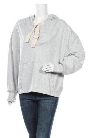 Γυναικείο φούτερ, Μέγεθος XL, Χρώμα Γκρί, Τιμή 15,43€
