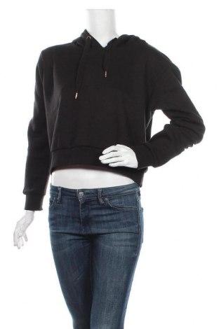 Γυναικείο φούτερ MyMO, Μέγεθος L, Χρώμα Μαύρο, 65% πολυεστέρας, 35% βαμβάκι, Τιμή 22,81€
